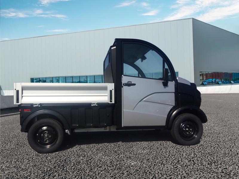 brommobiel met laadruimte aixam d truck. Black Bedroom Furniture Sets. Home Design Ideas